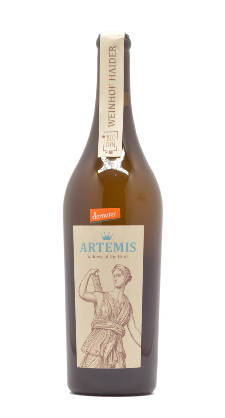 Artemis wine bottle