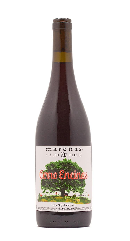 Cerro Encinas - wine