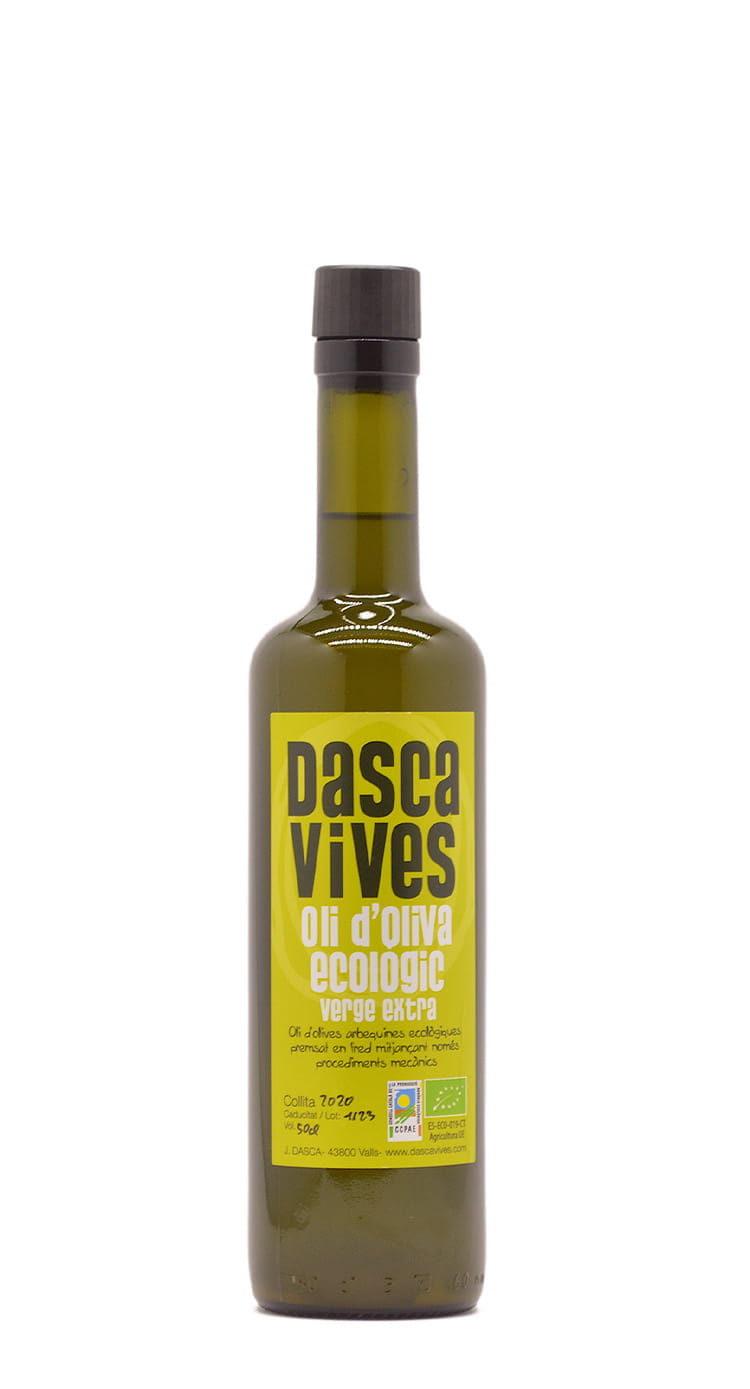 Dasca Vives Oil